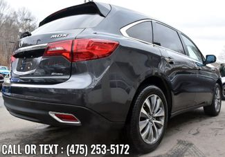2015 Acura MDX Tech Pkg Waterbury, Connecticut 4