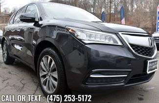 2015 Acura MDX Tech Pkg Waterbury, Connecticut 6