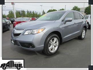 2015 Acura RDX AWD 4DR in Burlington, WA 98233