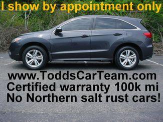 2015 Acura RDX Tech Pkg 4x4 W/Navi in Nashville TN, 37209