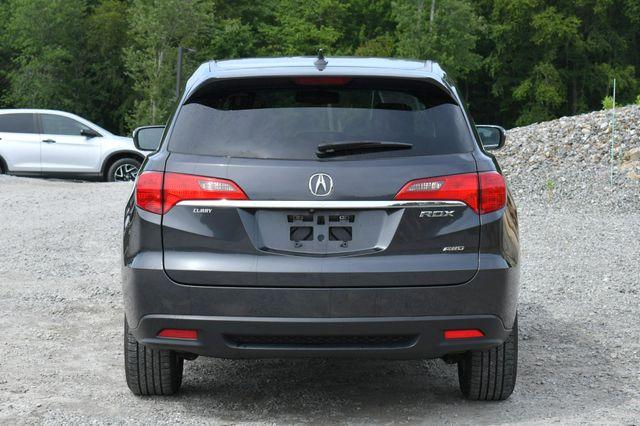 2015 Acura RDX Tech Pkg AWD Naugatuck, Connecticut 5