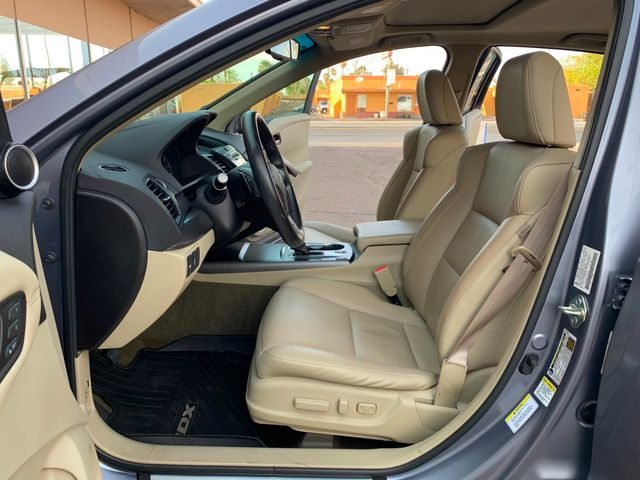 2015 Acura RDX TECH PKG 3 MONTH/3,000 MILE NATIONAL POWERTRAIN WARRANTY Mesa, Arizona 9