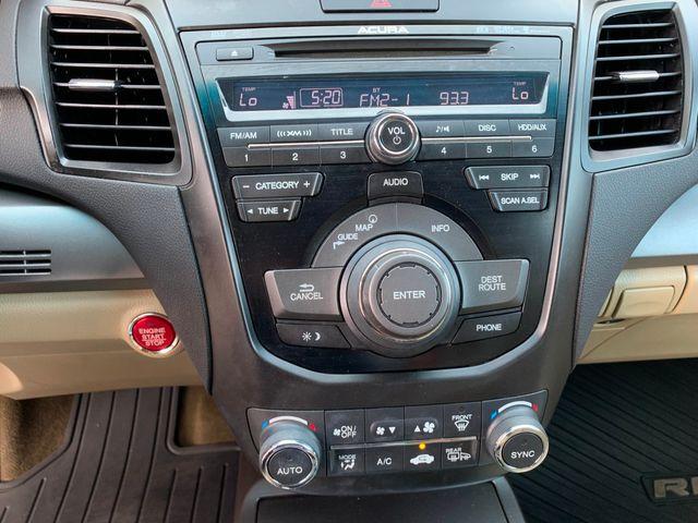 2015 Acura RDX TECH PKG 3 MONTH/3,000 MILE NATIONAL POWERTRAIN WARRANTY Mesa, Arizona 21