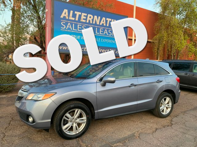2015 Acura RDX TECH PKG 3 MONTH/3,000 MILE NATIONAL POWERTRAIN WARRANTY Mesa, Arizona