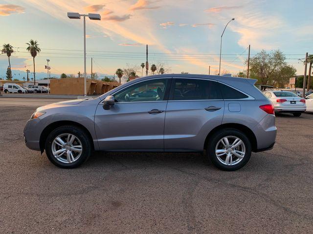 2015 Acura RDX TECH PKG 3 MONTH/3,000 MILE NATIONAL POWERTRAIN WARRANTY Mesa, Arizona 1