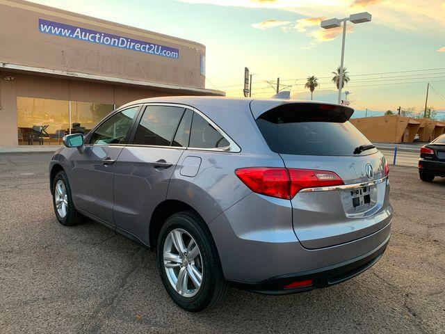 2015 Acura RDX TECH PKG 3 MONTH/3,000 MILE NATIONAL POWERTRAIN WARRANTY Mesa, Arizona 2