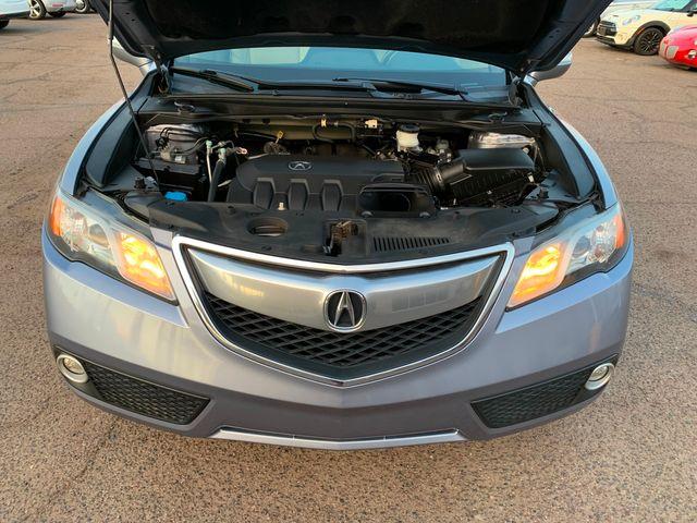 2015 Acura RDX TECH PKG 3 MONTH/3,000 MILE NATIONAL POWERTRAIN WARRANTY Mesa, Arizona 8