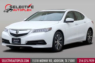 2015 Acura TLX 8-Spd DCT in Addison, TX 75001