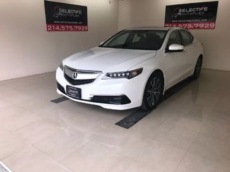 2015 Acura TLX V6 Tech in Addison, TX 75001