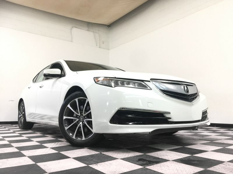 2015 Acura TLX *9-Spd AT w/Technology Package* | The Auto Cave