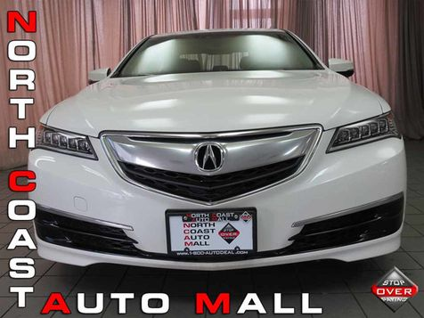 2015 Acura TLX V6 Tech in Akron, OH