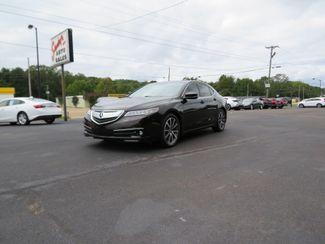 2015 Acura TLX V6 Advance Batesville, Mississippi 3