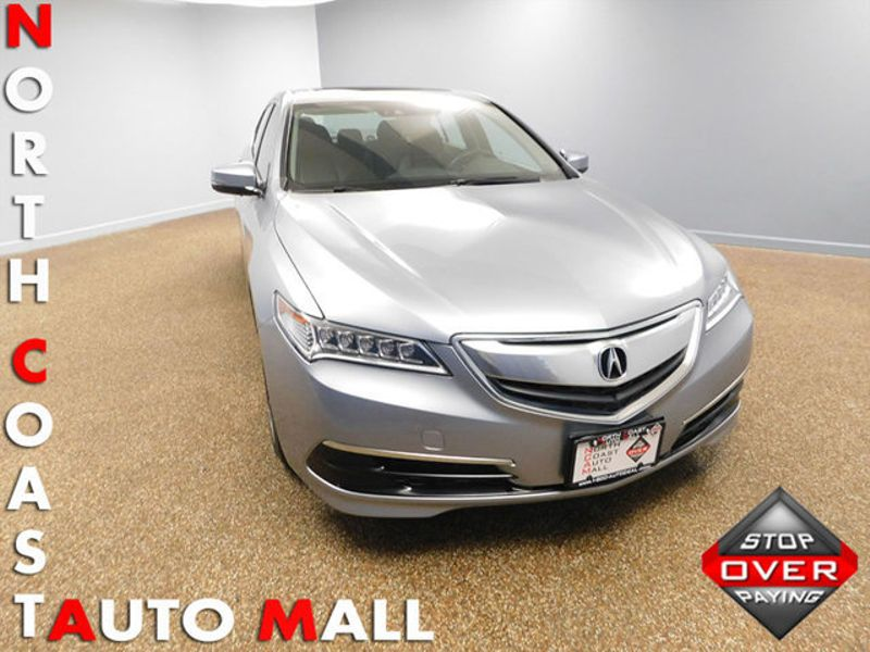 2015 Acura TLX V6 Tech  city Ohio  North Coast Auto Mall of Bedford  in Bedford, Ohio