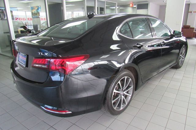 2015 Acura TLX V6 Tech Chicago, Illinois 7