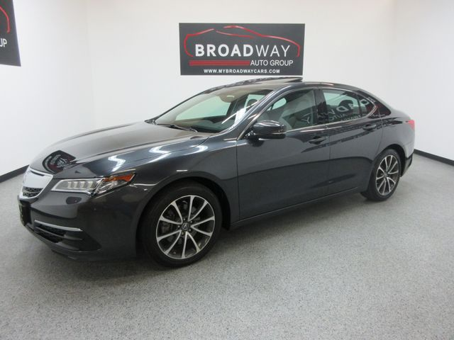 2015 Acura TLX V6 Tech in Farmers Branch, TX 75234
