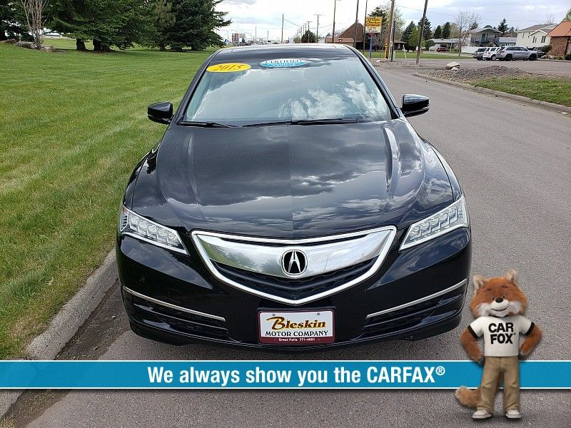 2015 Acura TLX 4d Sedan Tech  city MT  Bleskin Motor Company   in Great Falls, MT