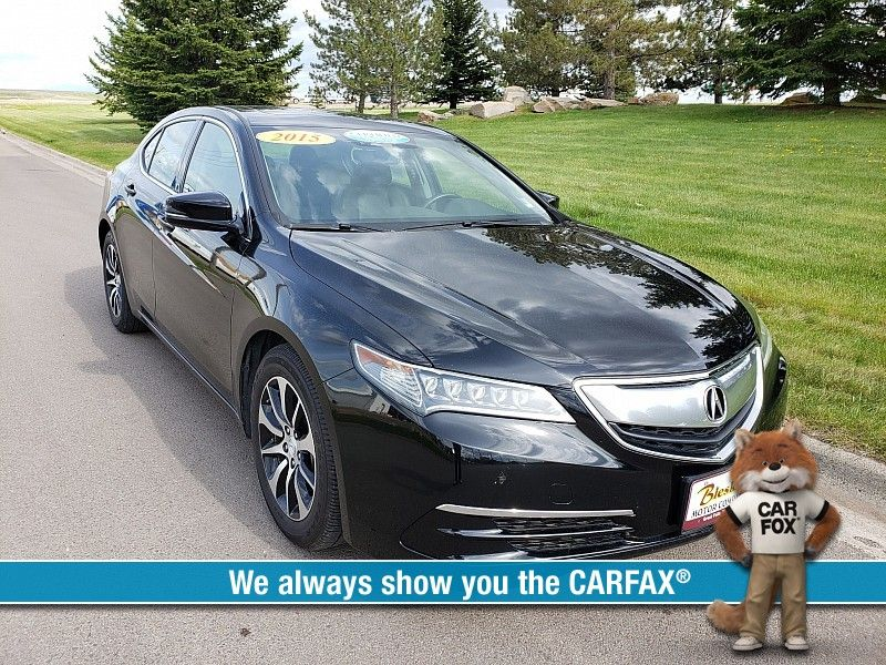 2015 Acura TLX Tech  city MT  Bleskin Motor Company   in Great Falls, MT