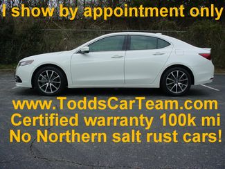 2015 Acura TLX V6 Tech w/Navi in Nashville, TN 37209