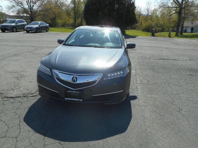 2015 Acura TLX New Windsor, New York 11