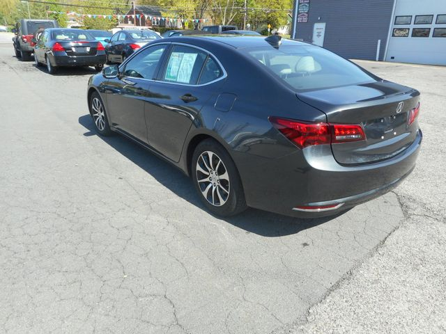 2015 Acura TLX New Windsor, New York 6