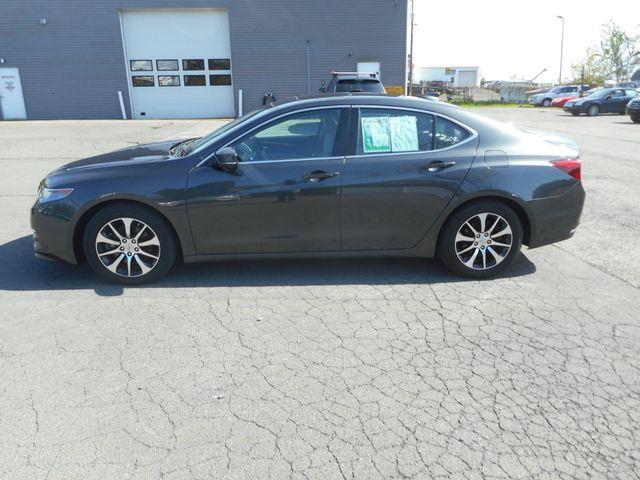 2015 Acura TLX New Windsor, New York 8