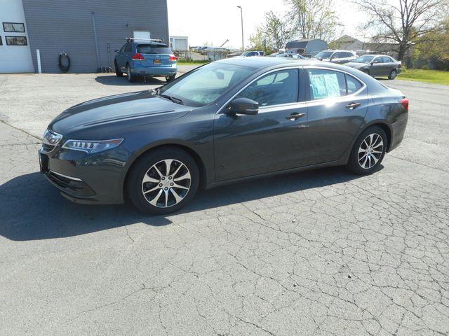 2015 Acura TLX New Windsor, New York 9