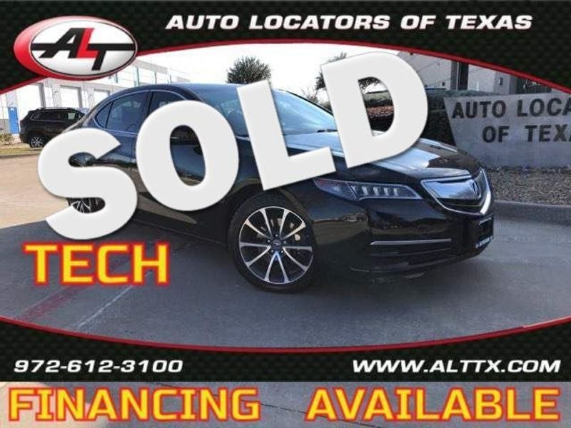 2015 Acura TLX V6 Tech   Plano, TX   Consign My Vehicle in Plano TX