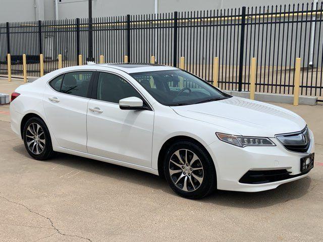 2015 Acura TLX Sunroof * BU CAM * 46k Miles * KEYLESS * HTD Seats