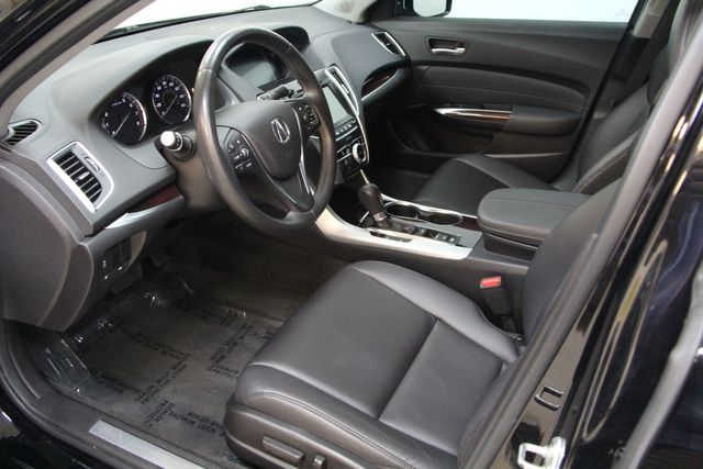 2015 Acura TLX Richmond, Virginia 4
