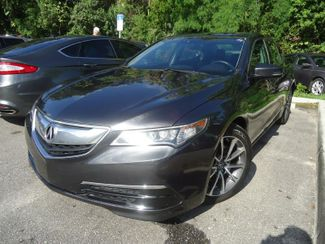 2015 Acura TLX V6 Tech. NAVIGATION SEFFNER, Florida 2