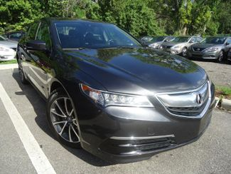 2015 Acura TLX V6 Tech. NAVIGATION SEFFNER, Florida 3