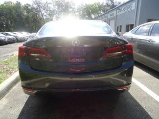 2015 Acura TLX V6 Tech. NAVIGATION SEFFNER, Florida 6