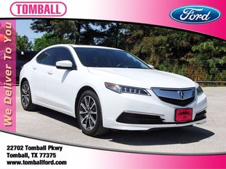 2015 Acura TLX V6 in Tomball, TX 77375