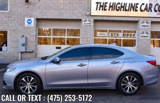 2015 Acura TLX 4dr Sdn FWD Waterbury, Connecticut 2