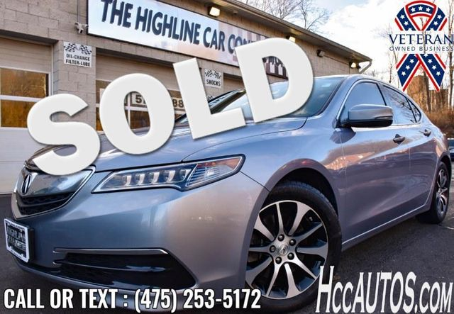 2015 Acura TLX 4dr Sdn FWD Waterbury, Connecticut