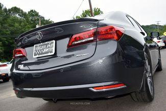 2015 Acura TLX V6 Advance Waterbury, Connecticut 11