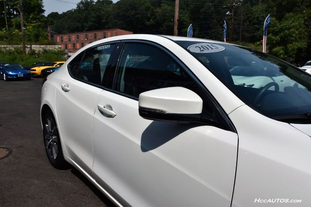 2015 Acura TLX V6 Tech Waterbury, Connecticut 10