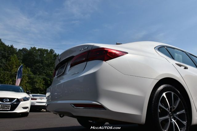 2015 Acura TLX V6 Tech Waterbury, Connecticut 11