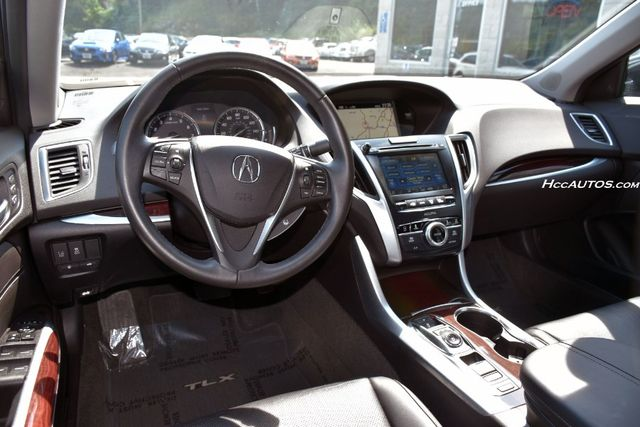 2015 Acura TLX V6 Tech Waterbury, Connecticut 15