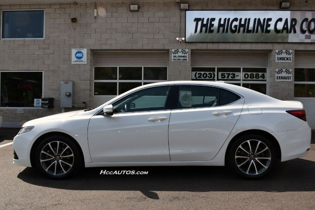 2015 Acura TLX V6 Tech Waterbury, Connecticut 2