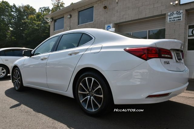 2015 Acura TLX V6 Tech Waterbury, Connecticut 4