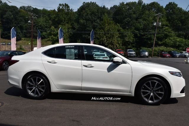 2015 Acura TLX V6 Tech Waterbury, Connecticut 6