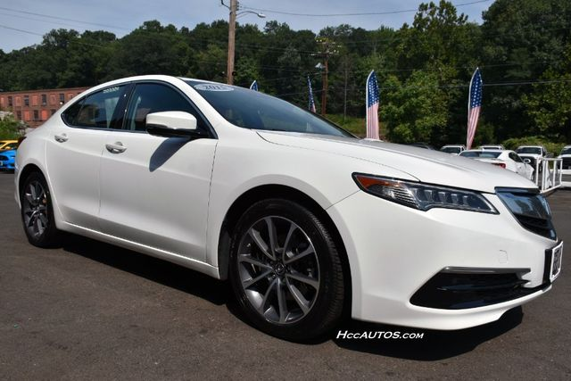 2015 Acura TLX V6 Tech Waterbury, Connecticut 7