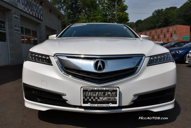 2015 Acura TLX V6 Tech Waterbury, Connecticut 8