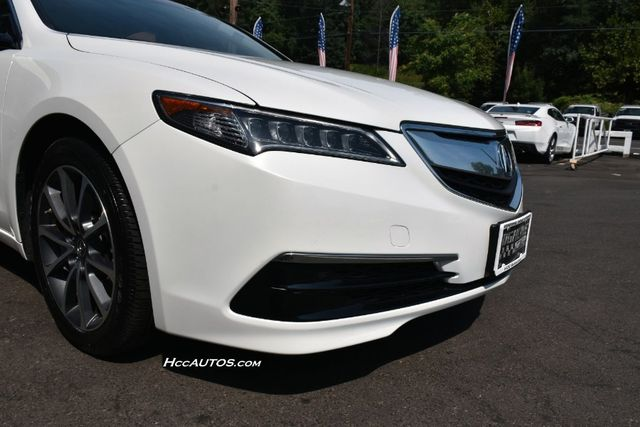 2015 Acura TLX V6 Tech Waterbury, Connecticut 9