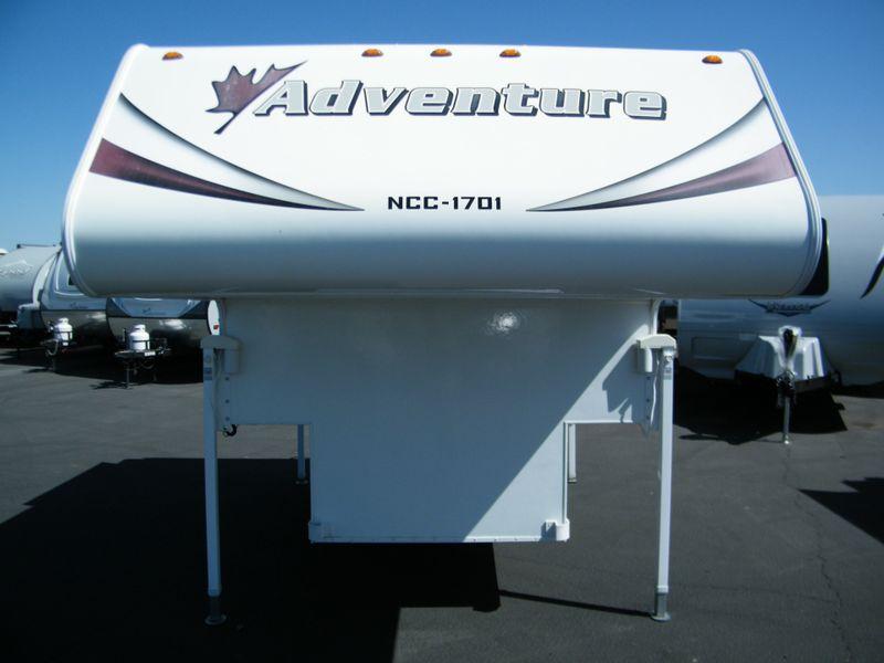 2015 Adventurer 80GS Truck Camper  in Surprise, AZ