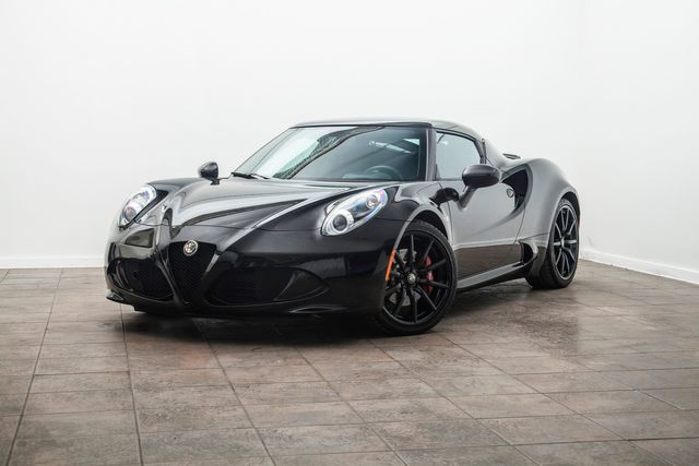 2015 Alfa Romeo 4C Coupe w/ Track Package Fully Loaded in Addison, TX 75001