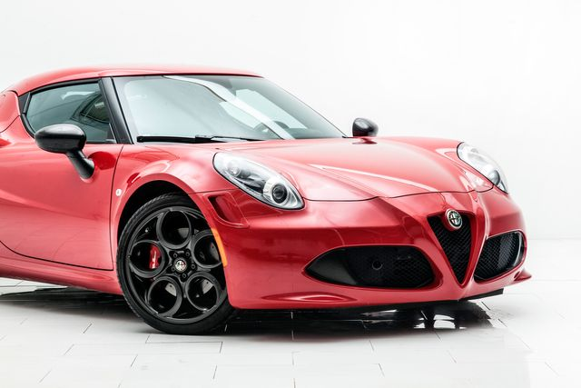 2015 Alfa Romeo 4C Launch Edition in Carrollton, TX 75006
