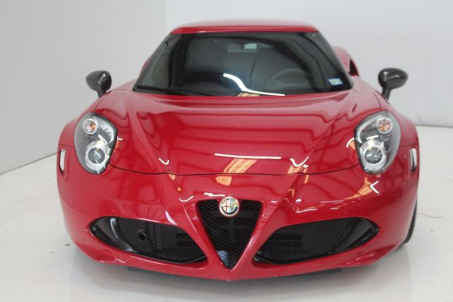 2015 Alfa Romeo 4C Launch Edition Houston, Texas 3