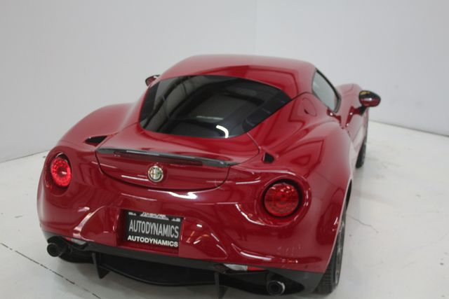 2015 Alfa Romeo 4C Launch Edition Houston, Texas 13